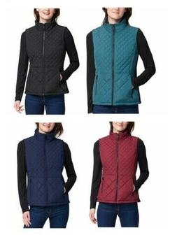 Andrew Marc Ladies' Quilted Vest, Various Colors and Sizes