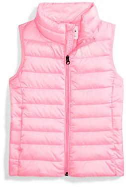 Amazon Essentials Little Girls' Lightweight Water-Resistant
