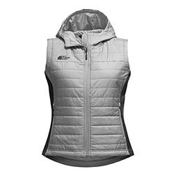 The North Face Women's Mashup Vest Mid Grey/TNF Black