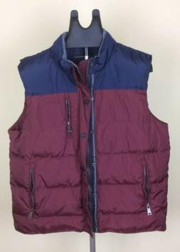 Orvis Men's Essex Duck Down Vest Size Large Puffer Puffy Jac