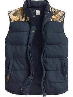 Legendary Whitetails Men's Hinterland Quilted Vest