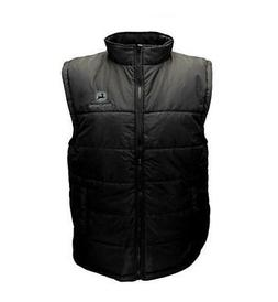 Men's John Deere Quilted Vest