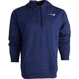Nike Men's Training Hoodie Navy Large