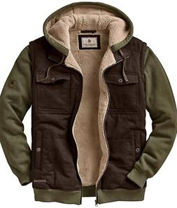 Legendary Whitetails Men's Treeline Hooded Jacket Size: Medi