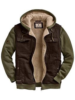 Legendary Whitetails Men's Treeline Jacket Moss Large Tall