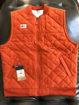 The North Face Mens Cuchillo Vest 2 Size Large Picante Red N