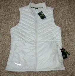 Mens Nike Dri Fit  Aerolayer Running Vest Size Large AH0546