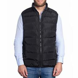 Alpine Swiss Mens Lightweight Down Alternative Puffer Vest S