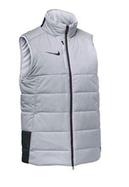 NIKE Mens Side line Woven Puff Vest XL