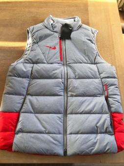 Mens Nike Sideline Hyperwarm Therma Full Zip Vest 865975 014