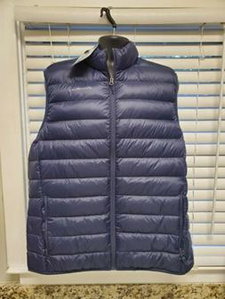 mens size large mens packable microlight down