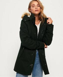 Superdry Womens Model Microfibre Jacket