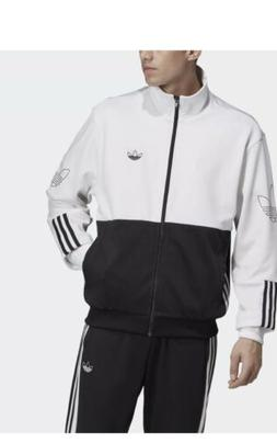 NEW adidas Men's Originals SPRT BB Trefoil Track Jacket FK19