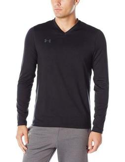 New Mens Under Armour Muscle V-Neck Lounge Workout Tee Top S