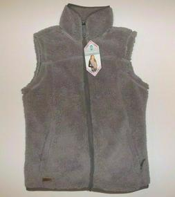 NEW Free Country Plush Womens Fleece Vest, Pick Color & Size