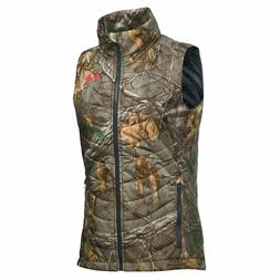 New Under Armour Storm Frost Puffer Vest 1282702 Realtree Ca