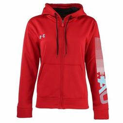 New With Tags Womens Under Armour Cold Gear Logo Athletic Gy