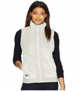 New Women's The North Face Furry Fleece Vest Coat Top Pullov