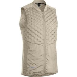 NWT $180 Nike Aeroloft Men's Running Vest in Duane Red/Heath