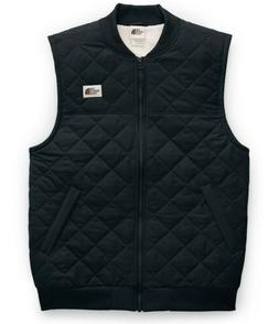 NWT The North Face CUCHILLO Insulated Vest 2.0 Black Quilted