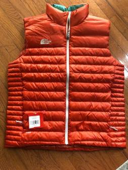 NWT The North Face Flare 550 Down Puffer Vest Men L Tibetan