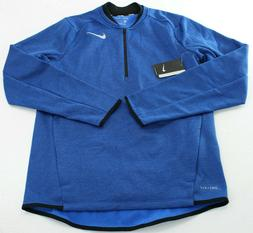 NWT NIKE GOLF THERMA TOP PULLOVER Half 1/4 1/2 Zip 854349-43