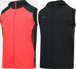 NWT Under Armour Men's HeatGear Storm Water Resistant Hooded