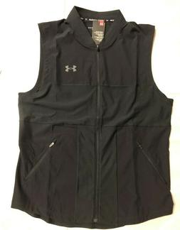 NWT Under Armour Men's Vanish Hybrid Vest - Large