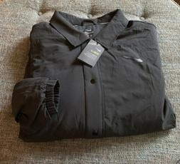 Nwt Nike Shield Kyrie Irving Coat Men's Big&Tall Size 3XL