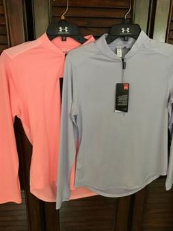 NWT UNDER ARMOUR WOMENS GOLF/TENNIS/FITNESS PULLOVERS SIZE M