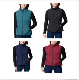 NWT!! Andrew Marc Women's Quilted Insulated Vest- Size&Color