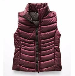 NWT THE NORTH FACE WOMEN'S XS ACONCAGUA 550 DOWN VEST II SHI