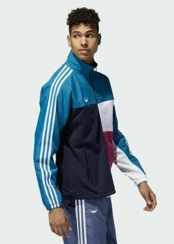 Adidas Originals Asymm Full Zip Track Jacket ED5522 Mens AUT
