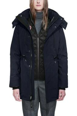 Canada Goose Perley 3-in-1 Jacket and vest Parka Black  Size