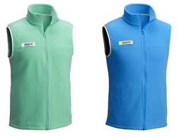 Columbia PFG Mens Harborside Fleece Vest - Blue or Green - 2