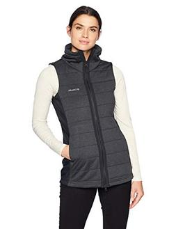 Columbia Women's Place Vest, Black, Large
