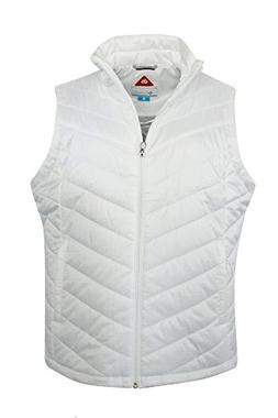 Columbia Women's Plus Morning Light III Omni Heat Vest