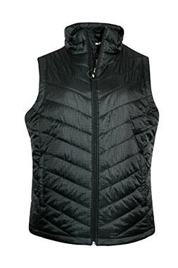 Columbia Womens Plus Morning Light III Omni Heat Vest