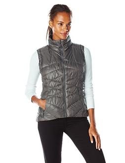 Columbia Women's Point Reyes Vest, Mineshaft, X-Large