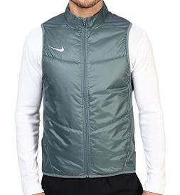 NIKE Men's Polyfill Light Running Vest-Sage-2XL