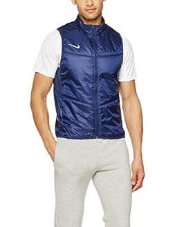 Nike Men's Polyfill Running Vest, Midnight Navy
