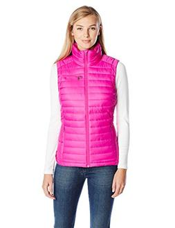 Columbia Powder Pillow Insulated Vest - Women's Groovy Pink,