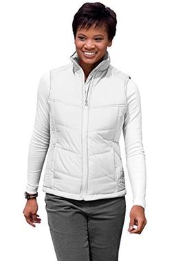 Port Authority - Ladies Puffy Vest. L709 - XX-Large - White
