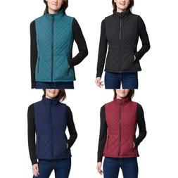 Andrew Marc Quilted Insulated Vest for Women