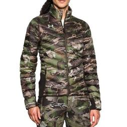 Under Armour Reversible Forest Camo Down Jacket 1282695 943