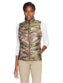 Under Armour Women's Extreme Reversible Vest,Ridge Reaper Ca