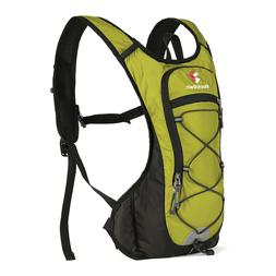 Running Hydration Backpack with 2L Water Bladder Camping Hik