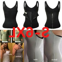 S-6X Women Waist Trainer Corset For Weight Loss Neoprene Bod