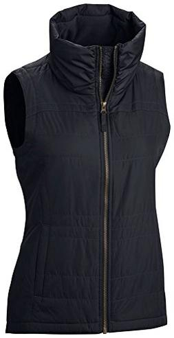 Columbia Women's Shining Light II Vest, Black, Small