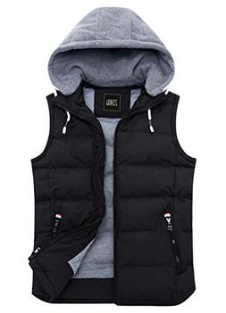 sleeveless hoodies vests